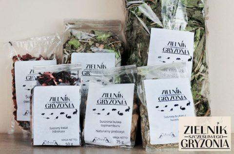 Recenzja produktów firmy Zielnik Szczęśliwego Gryzonia - szynszyle -chillbill