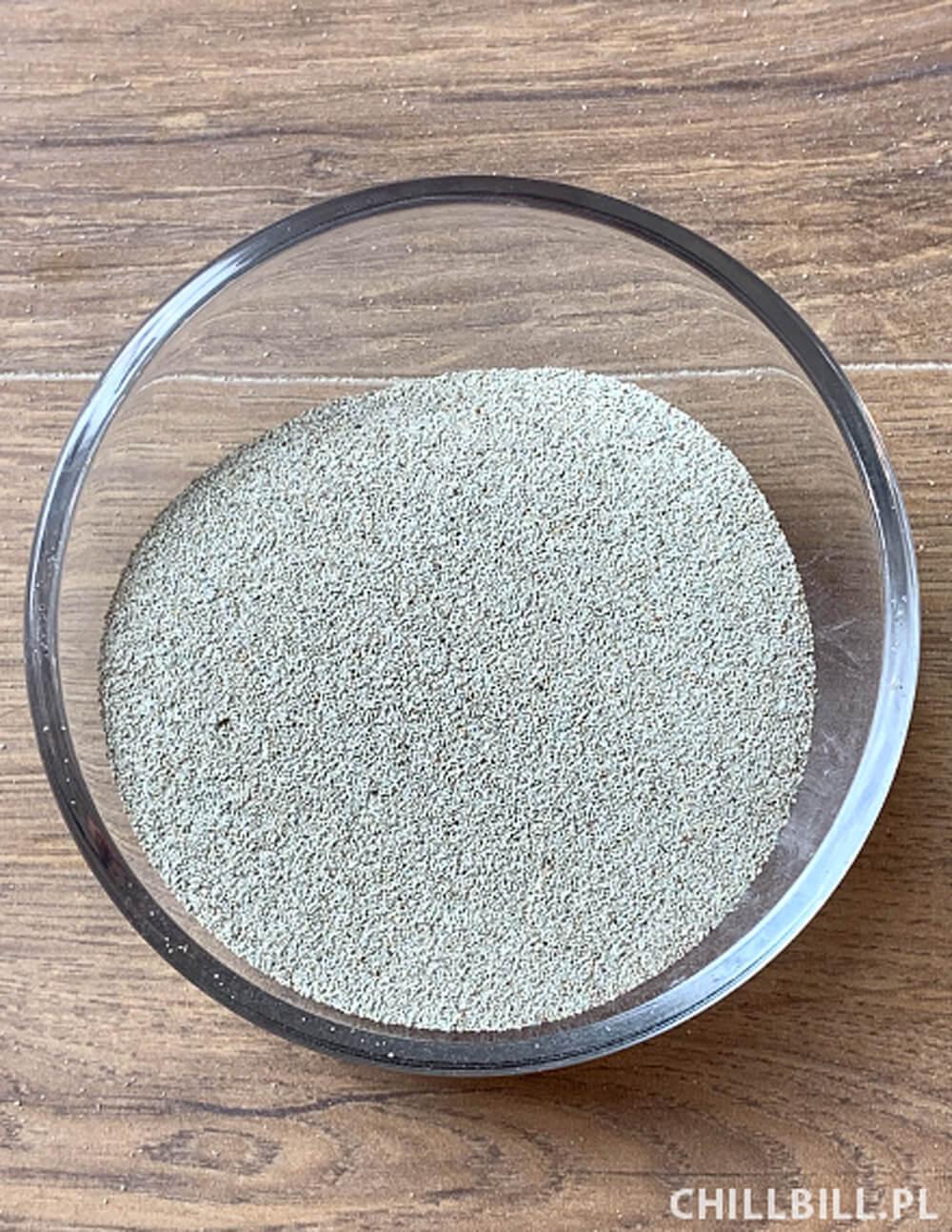 piasek kąpielowy dla chomików