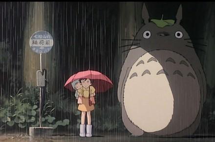 mój sąsiad Totoro czyli szynszyla w bajce